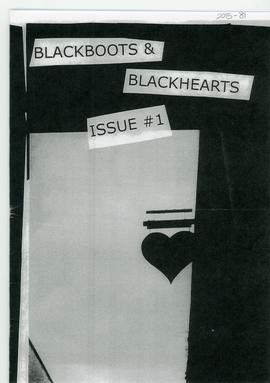 Blackboots & Blackhearts: Issue 1