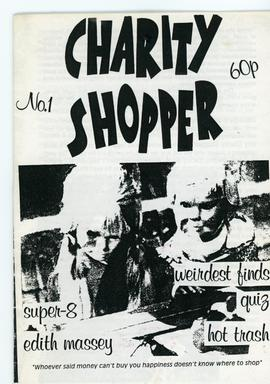 Charity Shopper: Issue 1