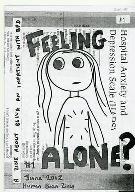 Feeling Alone?: Issue 1