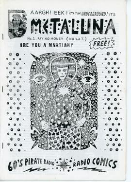 Metaluna: Issue 1