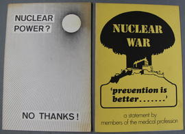 Anti-nuclear and nuclear disarmament